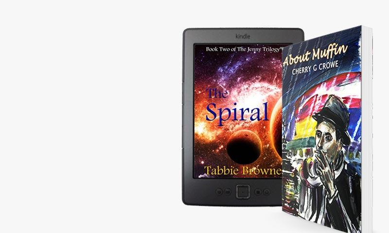 Self publishing book Amazon Kindle