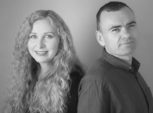David & Gwen Morrison, PublishNation, UK self publishing company