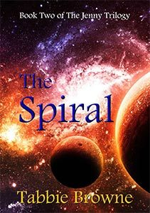 The Spiral (The Jenny Trilogy Book 2) by Tabbie Browne by
