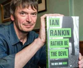 Ian Rankin : authors should know the market